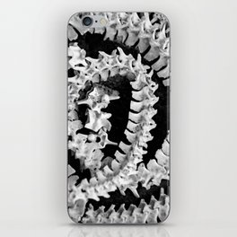 SKELETON IN THE CLOSET iPhone Skin