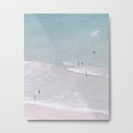 Beach dreams Metal Print