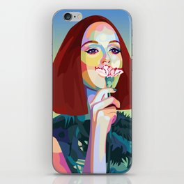 Katy iPhone Skin