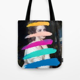 Composition 711 Tote Bag