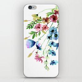 Springtime II iPhone Skin
