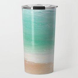 Pixel Sorting 57 Travel Mug
