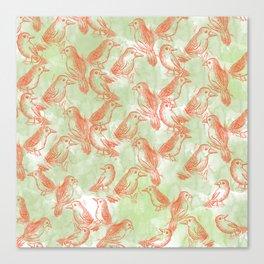 pattern 120 Canvas Print