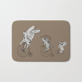 Steam Punk Pets Bath Mat