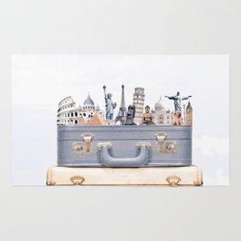 Travel Luggage Rug
