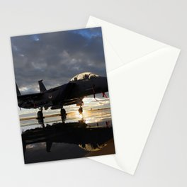 F-15 Eagle Stationery Cards