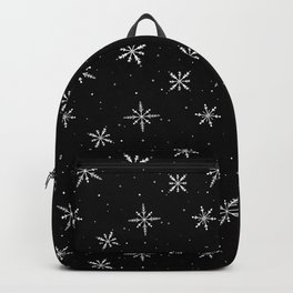 Nordic Snow - White Line Backpack