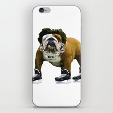 Flow Dog iPhone & iPod Skin