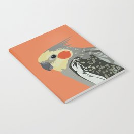 Marcus the cockatiel Notebook