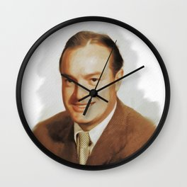 Bob Hope, Actor, Entertainer Wall Clock