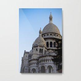 Sacre Coeur Metal Print