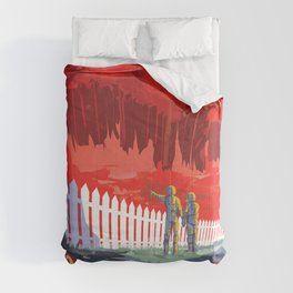 NASA Visions of the Future - Kepler-186f Comforters