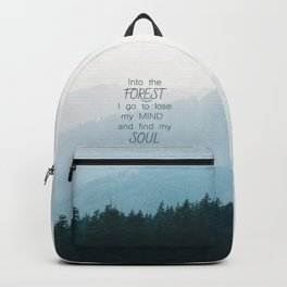 Forest and Soul Backpack