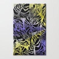safari Canvas Prints featuring Safari by Vikki Salmela