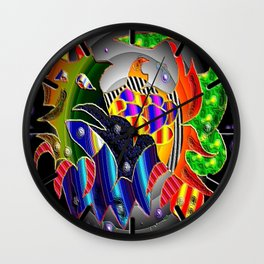 Dragoon Wall Clock
