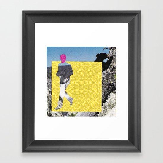 Romeo, Where Art Thou?? Framed Art Print