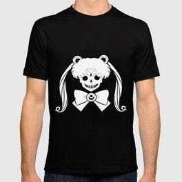 Sailor Moon Skull T-shirt