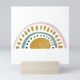 Sunshine-n-Rainbows Mini Art Print