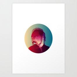 Turvos - Our Homemade Music Band Art Print