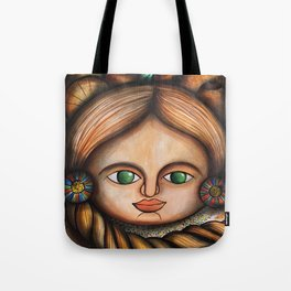 Market Girl Tote Bag