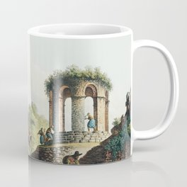 View near Bucharest from Views in the Ottoman Dominions in Europe in Asia and some of the Mediterran Coffee Mug