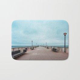 Coney Island Pier Bath Mat