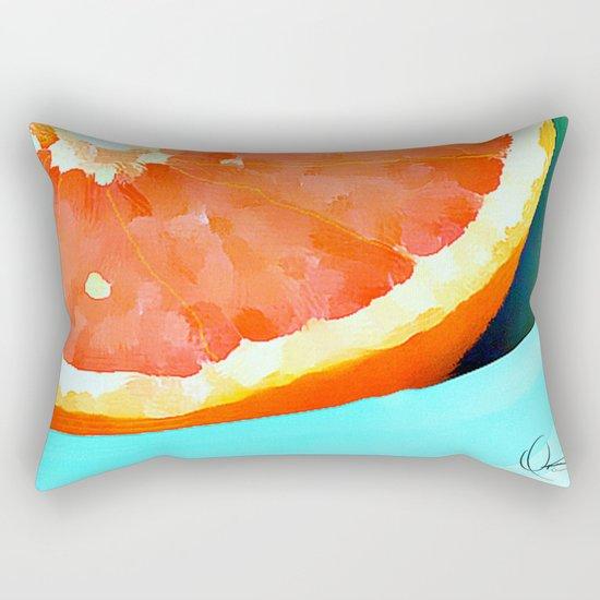 Grapefast Rectangular Pillow