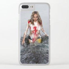Splash, Splash Clear iPhone Case