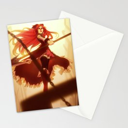 Madoka Magica: Kyoko Stationery Cards