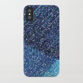 Zima Blue Alpha iPhone Case