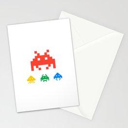 atari game characters Stationery Cards