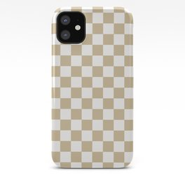 1989 Check iPhone Case