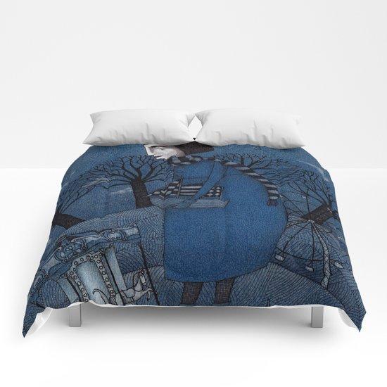 December Park (1) Comforters
