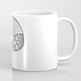 Tweny One Pilots Skull (REDUX) Coffee Mug