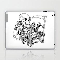 Grim Reaper - Power Scythe Laptop & iPad Skin