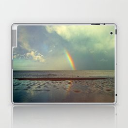 Rainbow Over Sea Laptop & iPad Skin