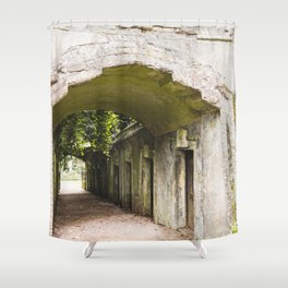 Highgate Cemetery, London - West Cemetery Shower Curtain