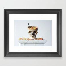 Cereal Killer #2 Framed Art Print