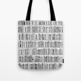 The Library II Tote Bag