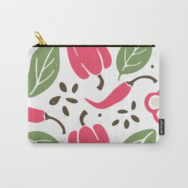 Pepper pattern Carry-All Pouch
