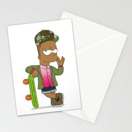 Bart Williams Stationery Cards