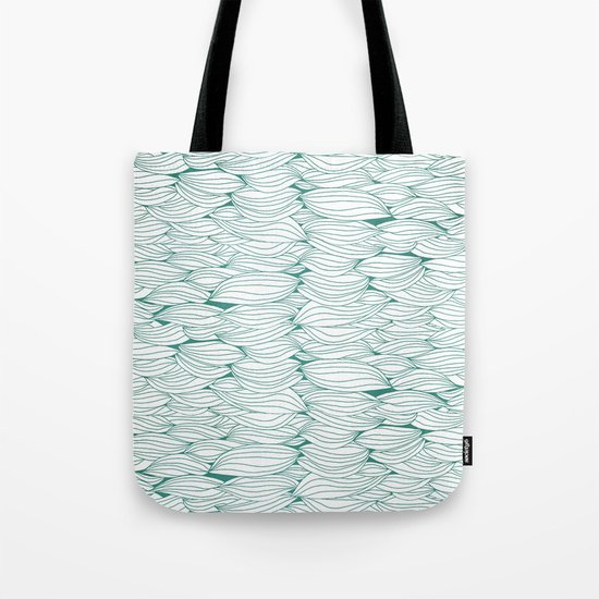 Dancing Feathers Tote Bag