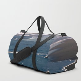 Pacific Coastal Paradise - 84/365 Nature Photography Duffle Bag