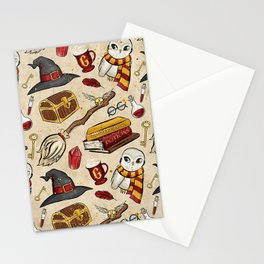 Gryffindor Things Stationery Cards