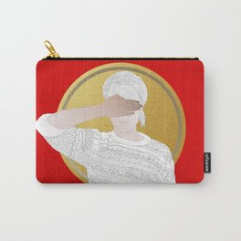 LESSER MATTERS (Strange Things Will Happen) Carry-All Pouch