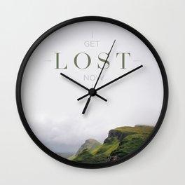 LOST 1. Wall Clock