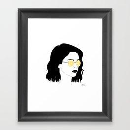 Summer Vibes (1) Framed Art Print