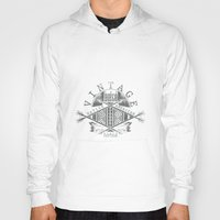 native american Hoodies featuring Native American by Tshirt-Factory