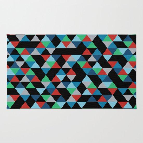 Triangles 4B Rug