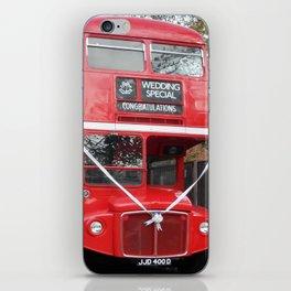 Double Decker Wedding Delight iPhone Skin